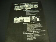 Ivy Hill Rare 1973 Promo Poster Ad Neil Young Zephyr Cat Stevens Flash Others