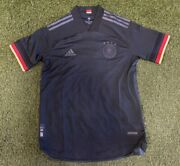 Adidas Germany Away Authentic Jersey- 2021/22