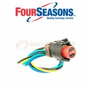 Four Seasons Ac Clutch Cycle Switch Connector For 1997-2008 Ford F-150 - Lk