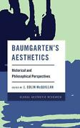 Baumgartenand039s Aesthetics By J. Colin Mcquillan English Hardcover Book Free Ship
