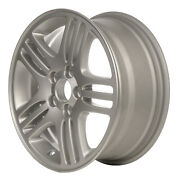 70292 Refinished Volvo S60 2004-2008 16 Inch Wheel Rim Oem Silver Painted