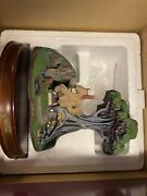 Wdcc Disney Mint W/coa Enchanted Places Sleeping Beauty Woodcutter's Cottage