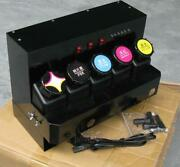 220v Empty Refillable Ink Cartridges For Fuji Acuity Cmykw