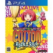 Preorder - Ps4 Cotton Rock N Roll