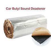 Car Insulation Automotive Sound Deadening And Dampening Noise Proofing Mat 68x18