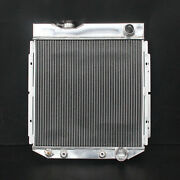 Radiator For Ford Mustang Comet Falcon V8 63-66 Aluminum 3 Row At 259