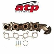 Atp 101358 Exhaust Manifold For 1710450151 674683 101358 - Tg