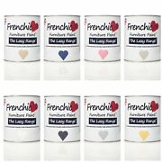Frenchic The Lazy Range Indoor Furniture Paint 250ml Or 750ml Tins Project Large