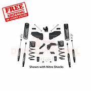 Zone 6.5 Front And Rear Suspension Lift Kit For Ram Ram 2500 4wd Diesel 2014-2018