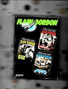 Flash Gordon Space Soldiers Trip To Mars Conquers The Universe Buster C 3 Dvd