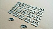 20 Restoration Moulding Clips Fits '70andup Chevelle Tempest Gto 442 Cutlass Vega