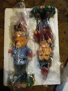 """Property Brothers Garden Gnomes, Hgtv, 2016 Limited Edition Scott Living 12"""" Box"""