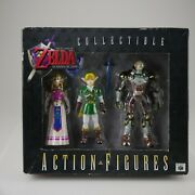 Legend Of Zelda Ocarina Of Time   Collectible Action Figures   New