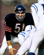 Dick Butkus Photo Picture Chicago Bears Football 8x10 11x14 11x17 Or 16x20 D6