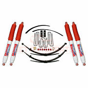 Skyjacker 6 In. Suspension Lift Kit With Hydro Shocks For Dodge W350 1992-1993