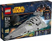 Lego Star Wars 75055 Imperial Destroyer Building Toy Discontinued By...