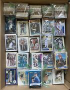 3500+ Baseball Cards Majority Near Mint/mint Condition Lots Of Rookies And Rare