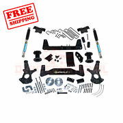 Superlift 6.5 Lift Kit With Bilstein Rear Shocks For 14-18 Chevy/gmc 1500 4wd