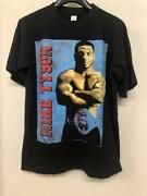 Vintage 90s Mike Tyson Rap Tee T Shirt Wizard Tag