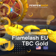 Tbc Classic Gold Flamelash Server Alliance/horde In Stock Fast Delivery
