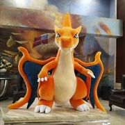 59 Giant Charizard Plush Doll Cover Pillow Case Cosplay Customize Toy Xams Gift