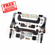 Zone 5 Front And Rear Suspension Lift Kit For Toyota Tundra 4wd 2016-2018