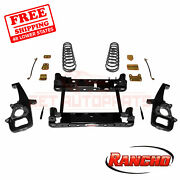 Rancho Suspension Lift Kit For 2012 Ram 1500 Outdoorsman 4wd