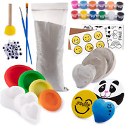 Rock Creating And Painting Kit For Kids And Adults Arts And Crafts For Kids And Adults