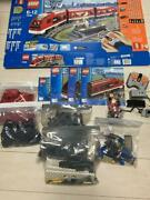 Lego City Passenger Train 7938 Used Good From Japan Rare 2010 Year [ty]