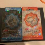 Pokemon Playing Cards Black 2 And White 2