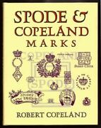 Spode And Copeland Marks And Other Relevant Intelligence