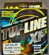 Tuf-line Xp Tension Lock Technology Braid In Spools Of 300yds Made In Usa