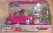 Shopkins Happy Places Bearry Fun Convertible New In Package