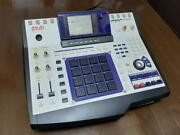 Maintained Akai Mpc 4000 All Switches Replaced Pad Sensor New