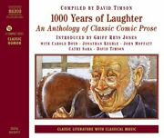 David Timson 1000 Years Of Laughter Cd Highly Rated Ebay Seller Great Prices