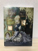 Blu-ray Violet Evergarden Eternity And The Auto Memory Doll