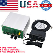 Gps Receiver Gpsdo 10mhz 1pps Gps Disciplined Clock With Antenna Power Supply Us