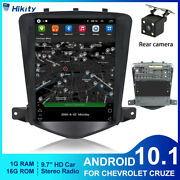 Android 10.1 Car Radio Gps Navi Wifi Stereo Player For Chevrolet Cruze 2009-2015
