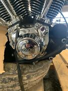 2013 103cc Harley Davidson Motor/tran Complete 3000 Miles. Out Of A Softail.
