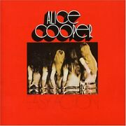 Alice Cooper - Easy Action New Sealed Limited Lp Colored Vinyl Gatefold