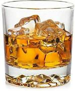 Whiskey Glasses Set Of 4 With Brilliant Mountain Imprint Bar Glasses Old Fashion