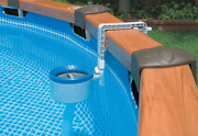 Deluxe Wall-mounted Swimming Pool Surface Automatic Clean Skimmer