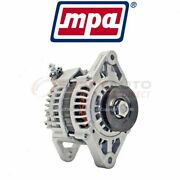 Mpa Alternator For 1998-2004 Nissan Frontier - Electrical Charging Starting Po
