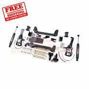 Zone 6 Front And Rear Suspension Lift Kit For Ford F150 4wd 2004-2008