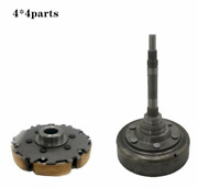 Clutch Hub Housing And Wet Clucth Assy For Yamaha Grizzly Rhino 700 2007-2012new
