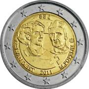Belgium Commemorative Coin Special Coins 2011 St 100. International Women's Day