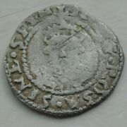 Henry Viii Posthumous Coinage Penny Hammered Silver Tudor Tower Mint S2417