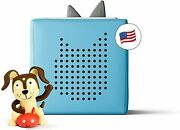 Tonies Light Blue Toniebox Starter Set With Playtime Puppy Content