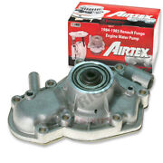 Airtex Engine Water Pump For 1984-1985 Renault Fuego 2.2l L4 - Auxiliary Qn