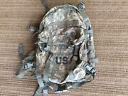 Army Military Surplus Molle 3 Day Tactical Assault Backpack Rucksack Acu Camo Gi